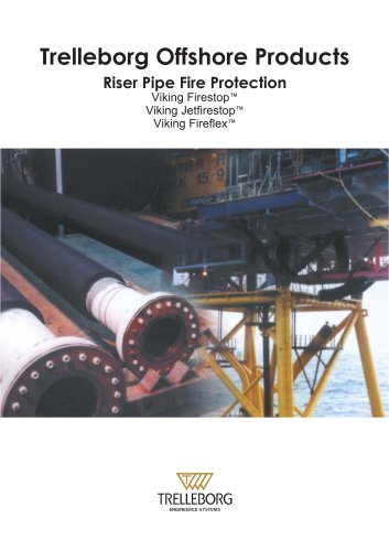 Information on PFP for riser pipes