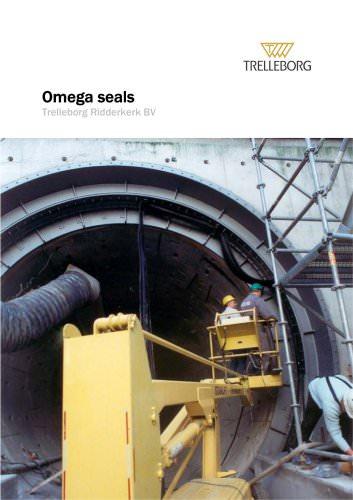 Omega seals