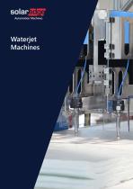 Waterjet Machines - 1