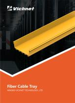 VICHNET FIBER CABLE TRAY SERIES