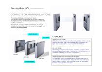 Security gate LIG