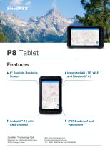 P8 Tablet - 1