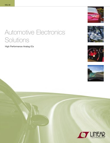 AUTOMOTIVE ELECTRONIC SOLUTIONS