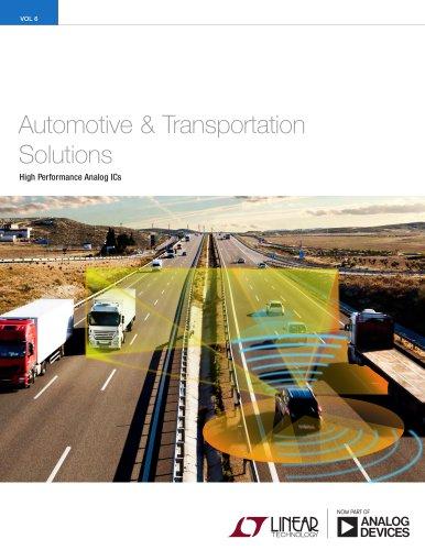 Automotive & Transportation Solutions