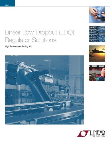 Linear Low Dropout (LDO) Regulator Solutions