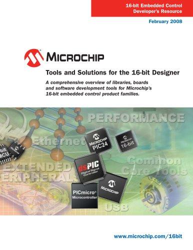 16-bit Tools & Solutions Brochure