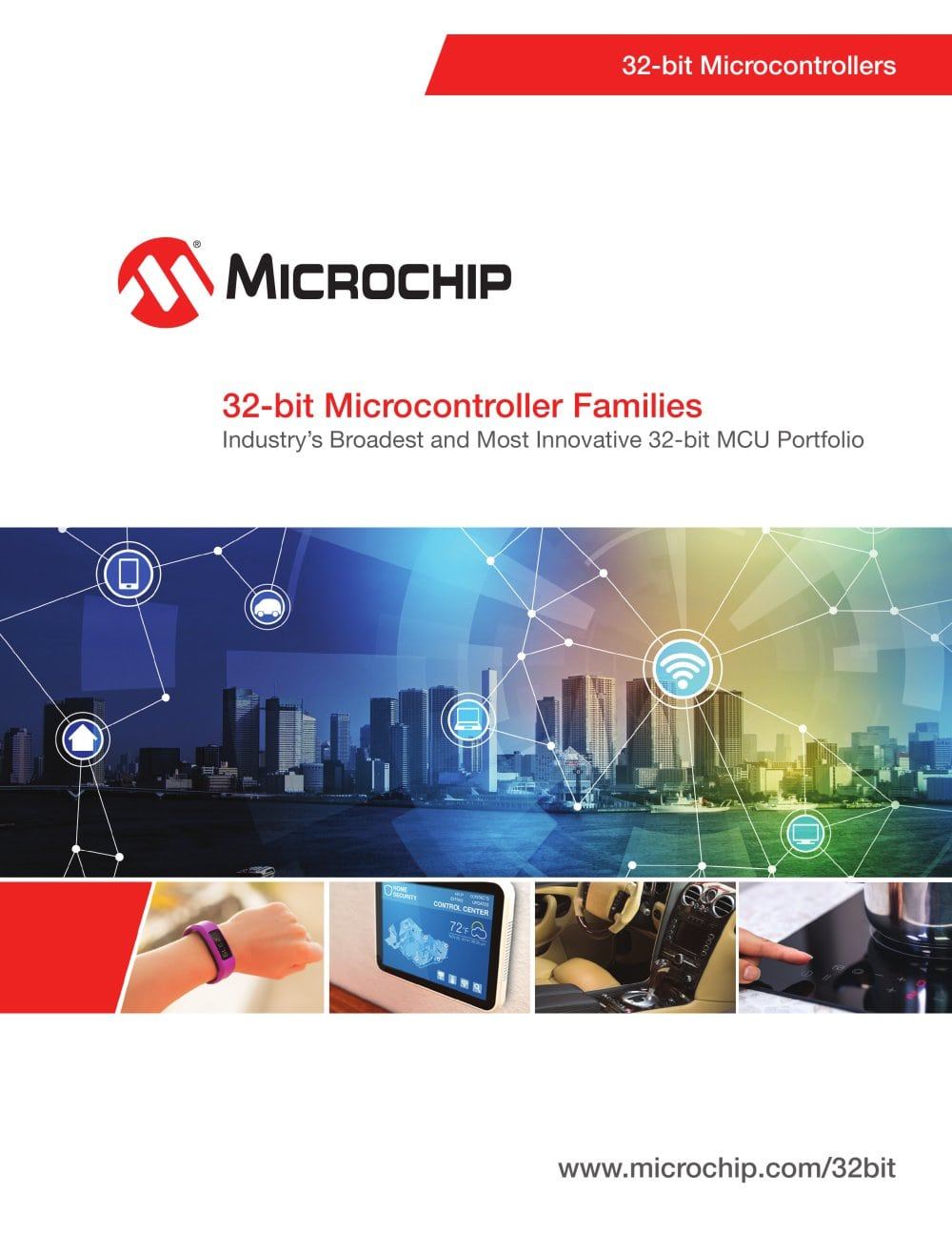 32 Bit Microcontroller Family Microchip Technology Pdf Catalogue Digital Power Control Mcu 1 20 Pages