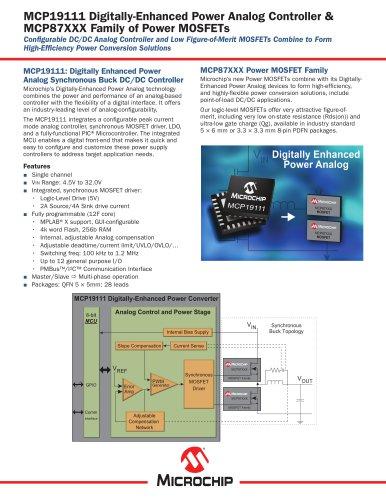MCP19111 Sell Sheet