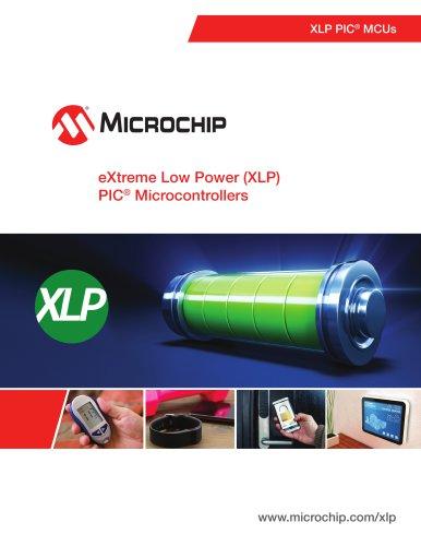 nanoWatt XLP eXtreme Low Power PIC® MCUs