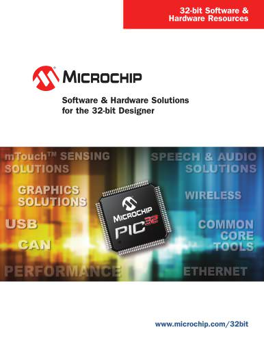 Software and Hardware Solutions for the 32-bit Designer