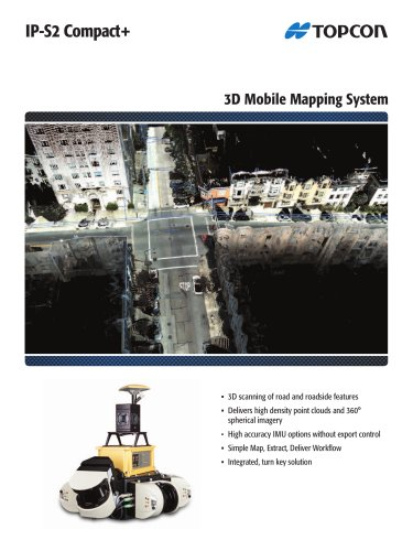 3D Mobile Mapping System