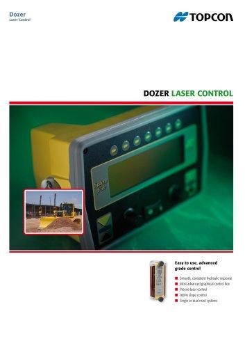 Dozer Laser Control