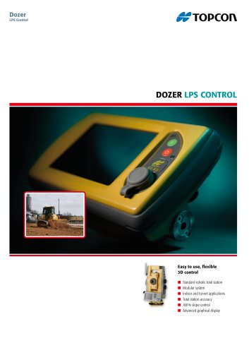 Dozer LPS control