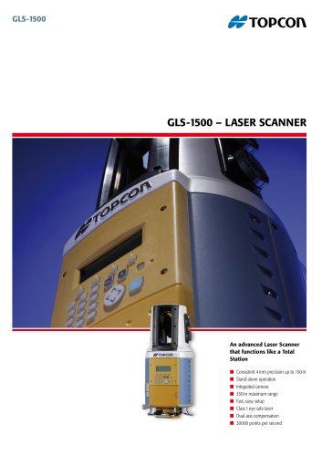 Laser Scanner (GLS-1500)