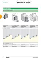 Catalogue Evolis circuit breakers 17.5kV - 10