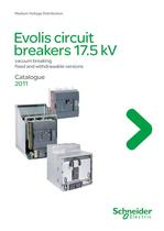 Catalogue Evolis circuit breakers 17.5kV - 1
