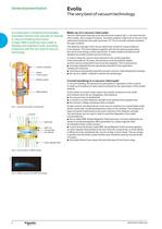 Catalogue Evolis circuit breakers 17.5kV - 6