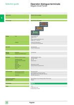 Catalogue Human Machine Interfaces - 9