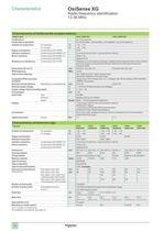 Catalogue Osisense XG - 14