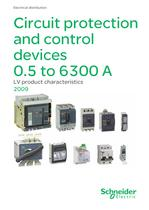 Circuit protection and control devices 0.5 to 6300A - 1