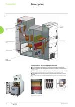 F400 Air insulated switchboard (1 to 40.5 kV) - 16