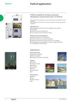 F400 Air insulated switchboard (1 to 40.5 kV) - 8