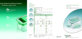 All Schneider Electric - Electrical Distribution catalogs