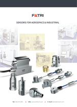 Industrial and Aerospace sensors