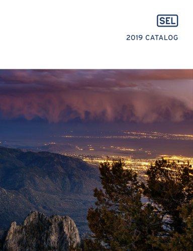2019 CATALOG