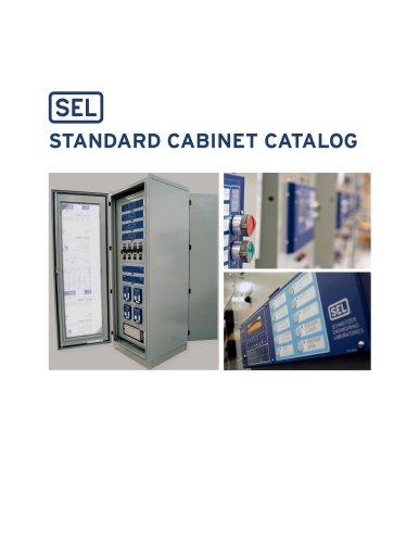 STANDARD CABINET CATALOG