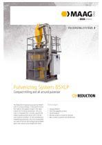 Pulverizing System 85XLP