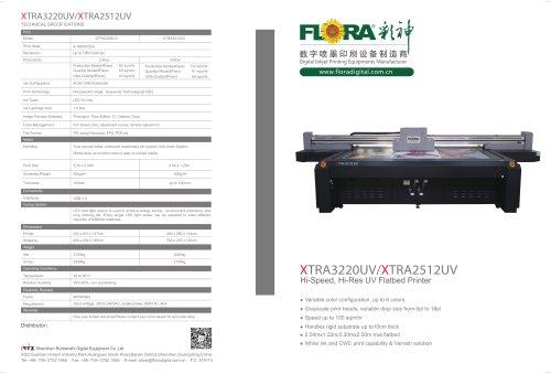 XTRA3220UV/XTRA2512UV