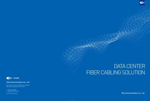 Data Center Fiber Cabing Solution
