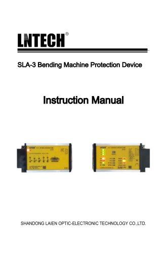 SLA-3 Bending Machine Protection Device