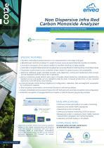 E-Serie - CO12E - carbon monoxide analyzer -CO