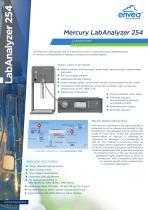 LabAnalyzer 254 Mercury Monitor ENVEA