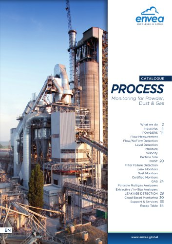 PROCESS Catalogue