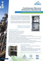 SM-4 CEMS Mercury Monitor