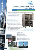 SM-4 Mobile Mercury Stack Gas Monitor ENVEA