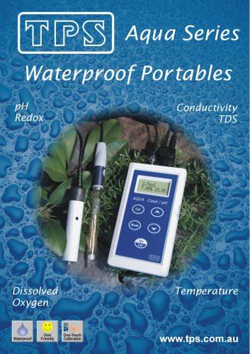 Aqua Series Basic Waterproof Portables