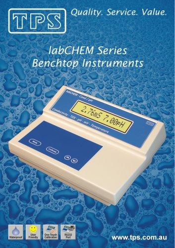labCHEM Series Benchtop Instruments