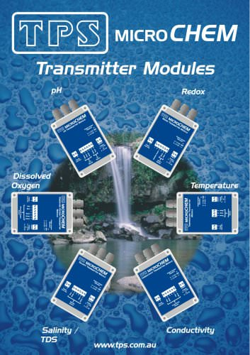 microCHEM Series Transmitter Modules