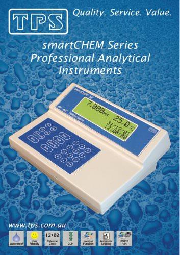smartCHEM Series Advanced Benchtop Models