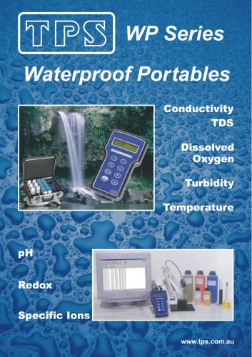 WP Series Premium Waterproof Portables