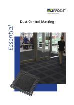 Dust Control Matting