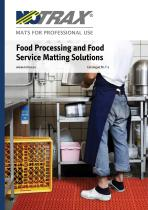 Food Processing and Food Service Matting Solutions
