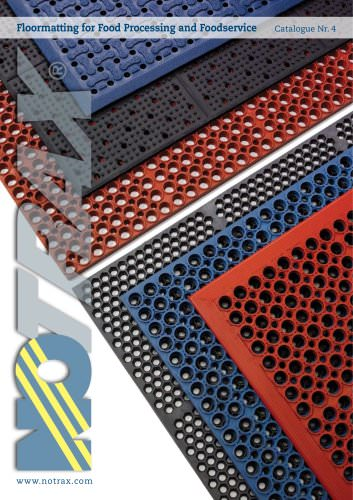 Food Processing & Foodservice Matting