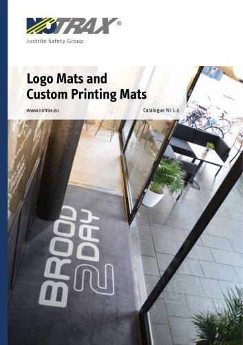 Logo Mats and Custom Printing Mats