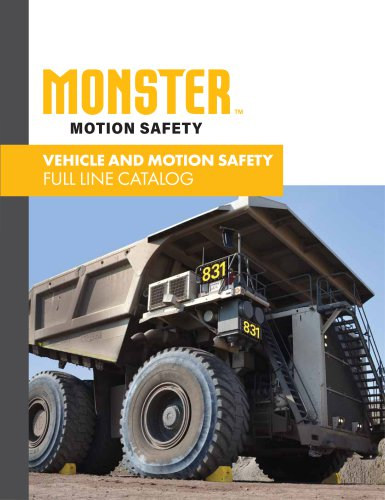 Monster Motion Safety