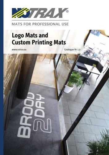 Notrax Logo Mats and Custom Printing Mats # 2